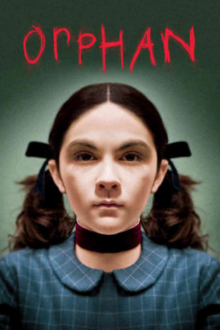 movie poster for The Orphan