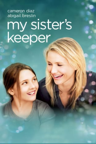 movie poster for My Sister's Keeper