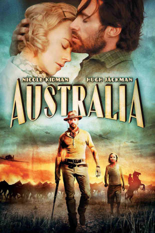 movie poster for Australia