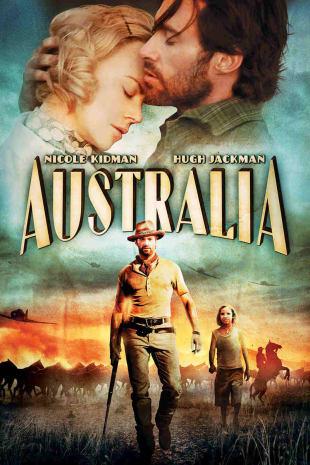 movie poster for Australia