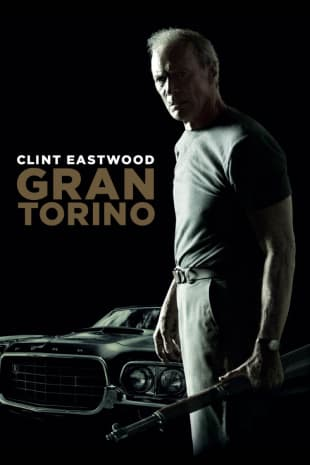 movie poster for Gran Torino