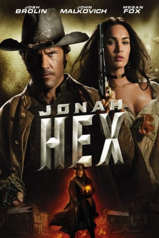 movie poster for Jonah Hex