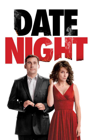 movie poster for Date Night