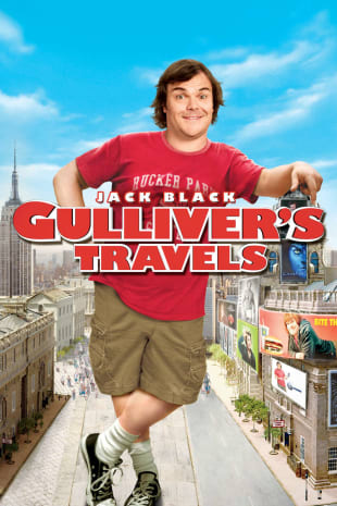 movie poster for Gulliver's Travels