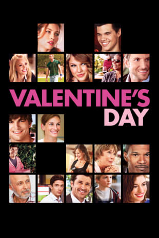movie poster for Valentine's Day