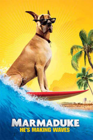 movie poster for Marmaduke (2010)
