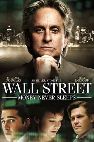 movie poster for Wall Street: Money Never Sleeps