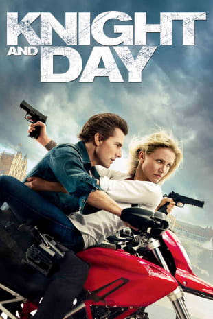 movie poster for Knight And Day