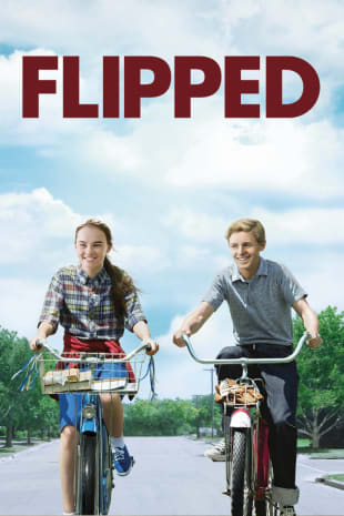 movie poster for Flipped