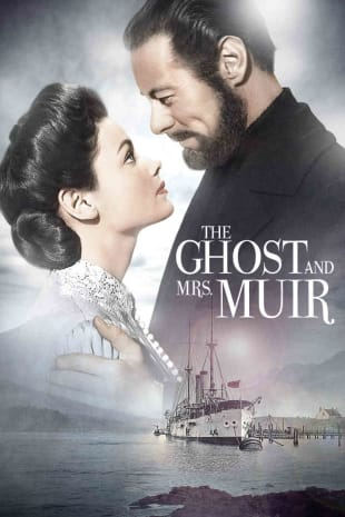 movie poster for The Ghost and Mrs. Muir