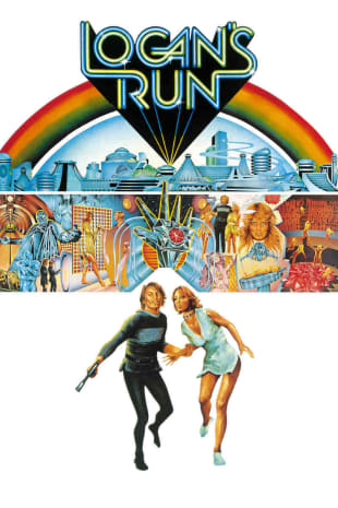 movie poster for Logan's Run (1976)
