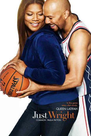 movie poster for Just Wright