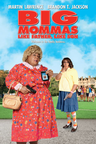movie poster for Big Mommas: Like Father, Like Son
