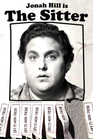 movie poster for The Sitter