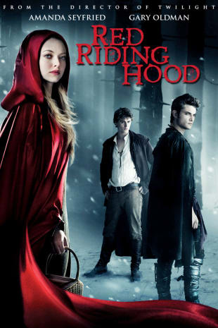 movie poster for Red Riding Hood