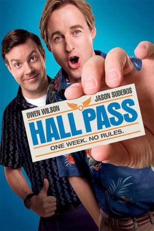 movie poster for Hall Pass