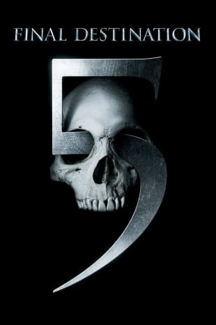 movie poster for Final Destination 5