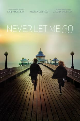 movie poster for Never Let Me Go