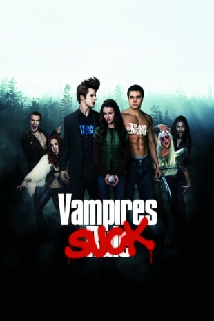 movie poster for Vampires Suck