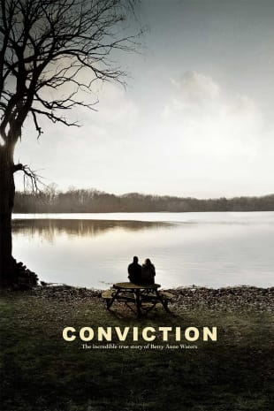 movie poster for Conviction
