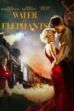 movie poster for Water For Elephants