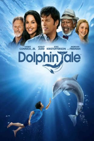 movie poster for Dolphin Tale