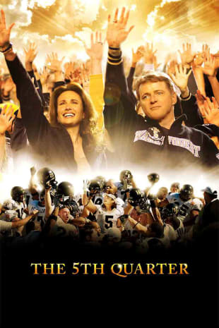 movie poster for The 5th Quarter