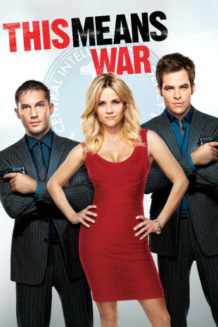 movie poster for This Means War