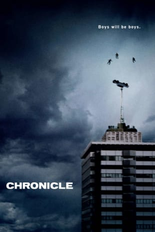 movie poster for Chronicle