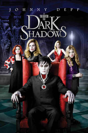 movie poster for Dark Shadows