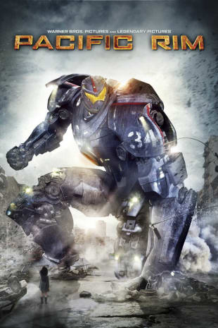 movie poster for Pacific Rim