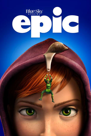 movie poster for Epic
