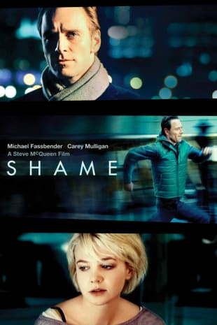 movie poster for Shame (2011)
