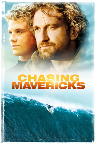 movie poster for Chasing Mavericks
