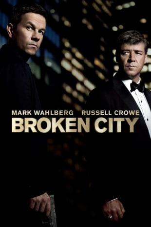 movie poster for Broken City