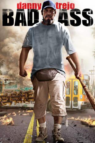 movie poster for Badass