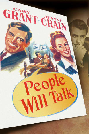 movie poster for People Will Talk
