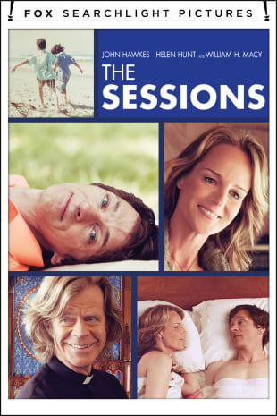 movie poster for The Sessions