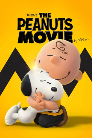 movie poster for The Peanuts Movie