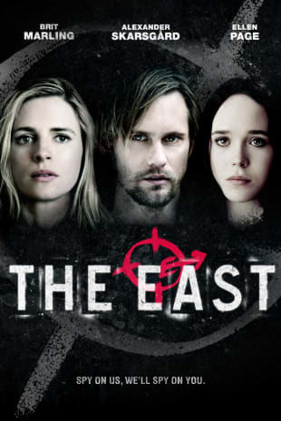 movie poster for The East