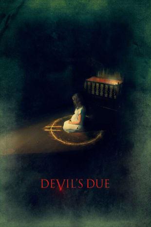 movie poster for Devil's Due