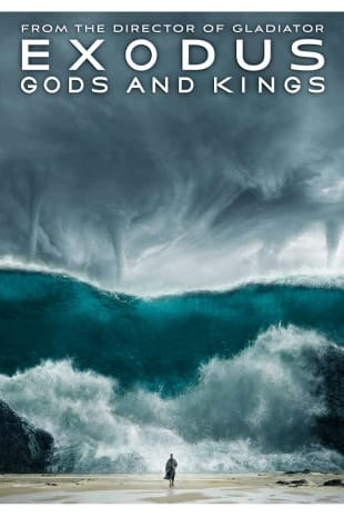 movie poster for Exodus: Gods And Kings