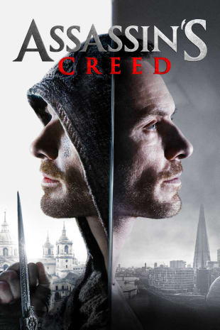movie poster for Assassin's Creed
