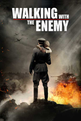 movie poster for Walking With The Enemy