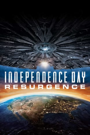 movie poster for Independence Day: Resurgence