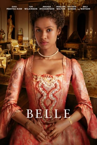 movie poster for Belle
