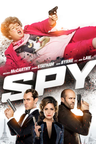 movie poster for Spy