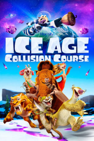 movie poster for Ice Age: Collision Course