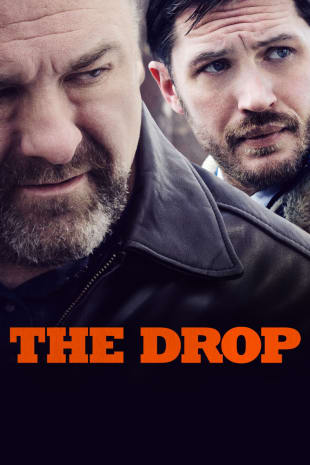 movie poster for The Drop