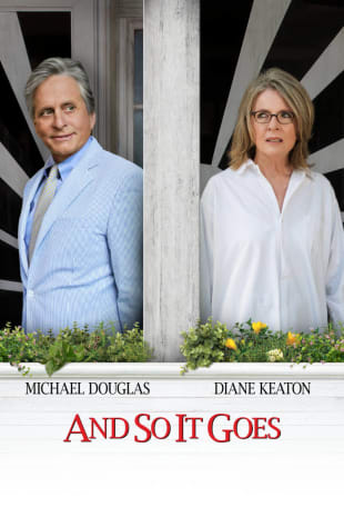 movie poster for And So It Goes